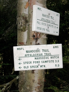 Mahoosuc_trail_sign
